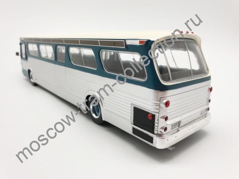 Коллекционная масштабная модель 1:43 GMC New Look Fishbowl 1969г.
