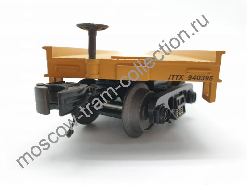Коллекционная масштабная модель 1:43 Грузовой вагон