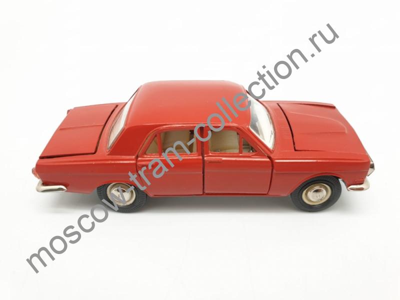 Коллекционная масштабная модель 1:43 Волга ГАЗ-24