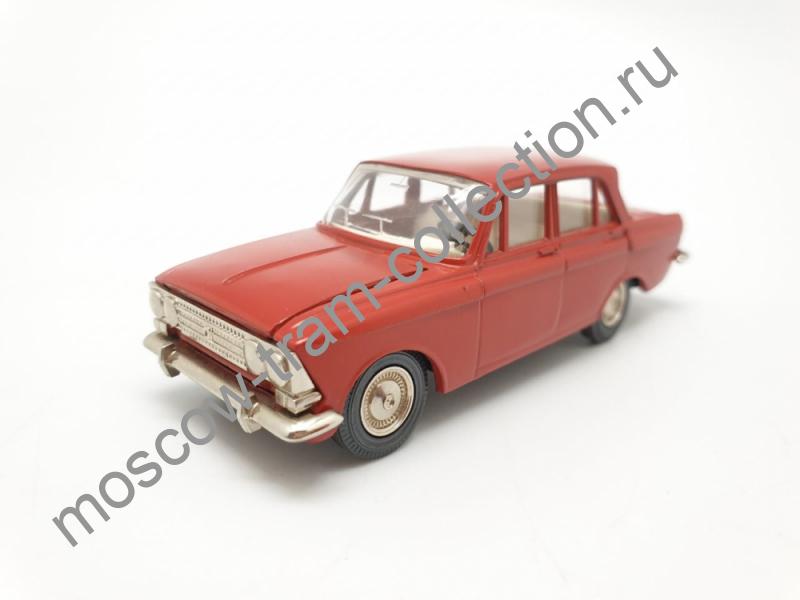 Коллекционная масштабная модель 1:43 Москвич-408