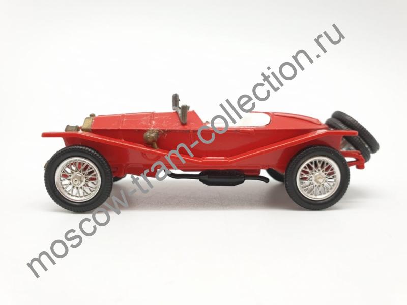 Коллекционная масштабная модель 1:43 SPA,1912г.