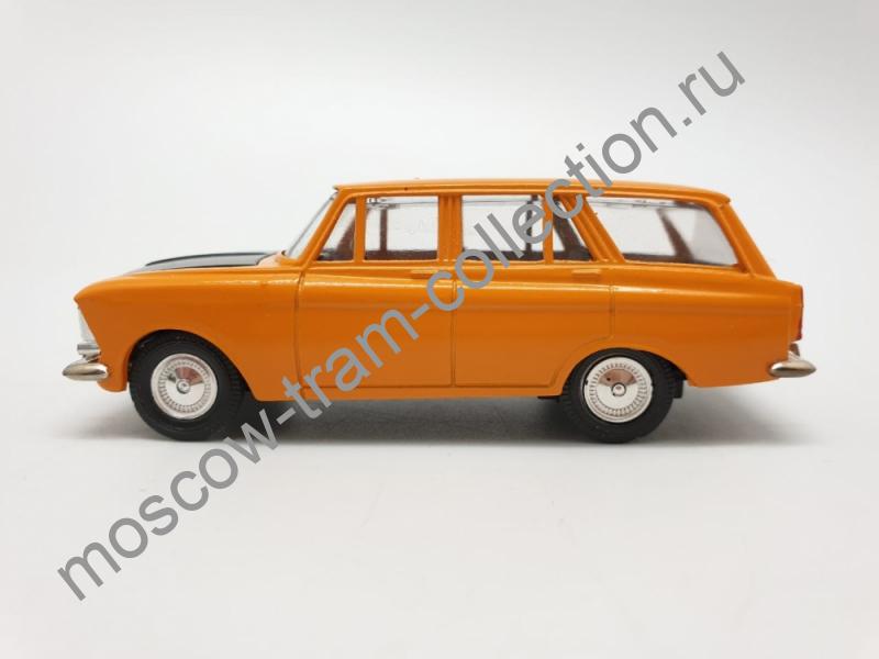 Коллекционная масштабная модель 1:43 Москвич-427