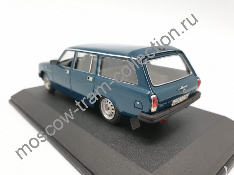 """Коллекционная масштабная модель 1:43 ГАЗ-310221,№-53, """"Волга"""""""