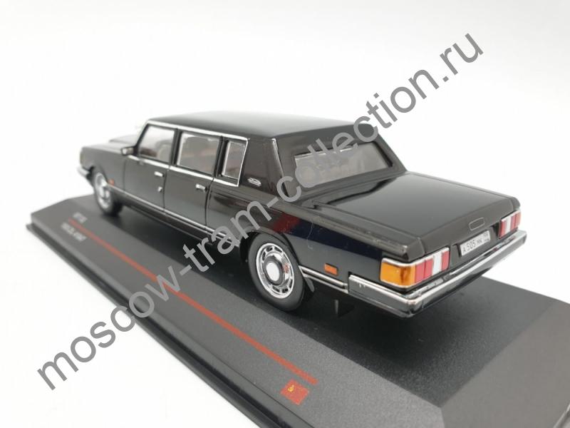 Масштабная коллекционная модель Zil 41047 1985 г.