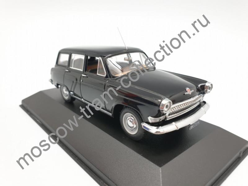 Масштабная коллекционная модель GAZ VOLGA M22 1964