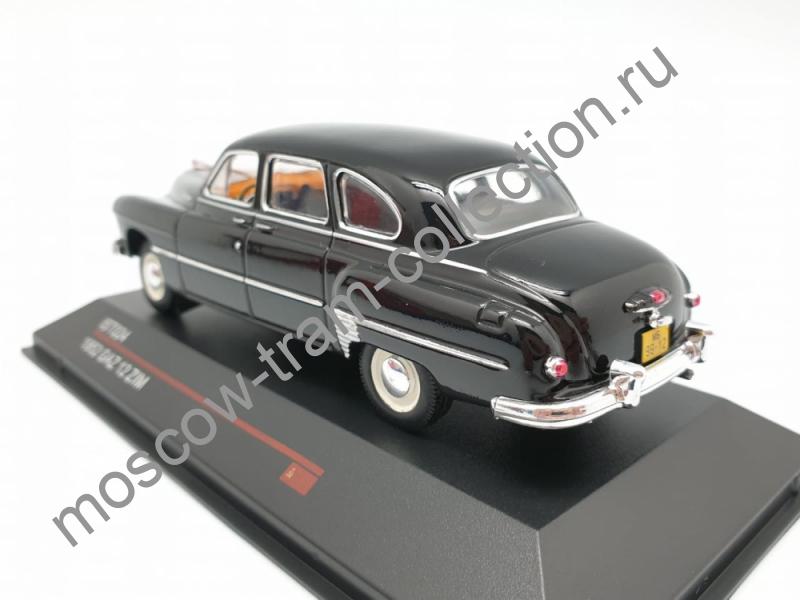 Масштабная коллекционная модель ГАЗ 12 ЗИМ / 1952 г.