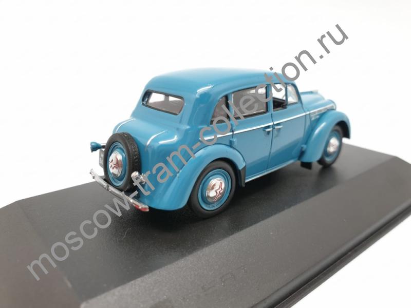 Масштабная коллекционная модель Москвич 400 / 1954 г.