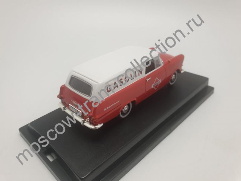 Коллекционная масштабная модель 1:43 Opel Rekord P2 Caravan 1960