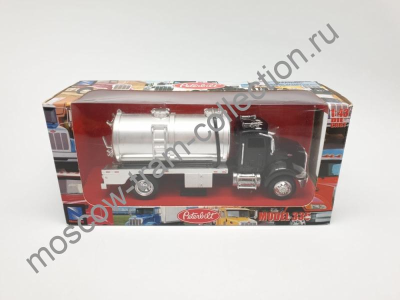 Коллекционная масштабная модель 1:43 Peterbilt Model 335 Цистерна