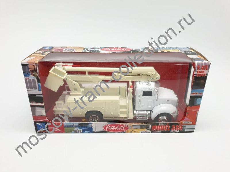 Коллекционная масштабная модель 1:43 Kenworth, автовышка