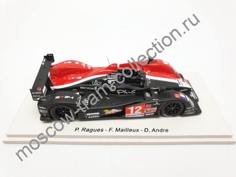 Коллекционная масштабная модель 1:43 Oreca Judd Signature Plus №12 LM 2009