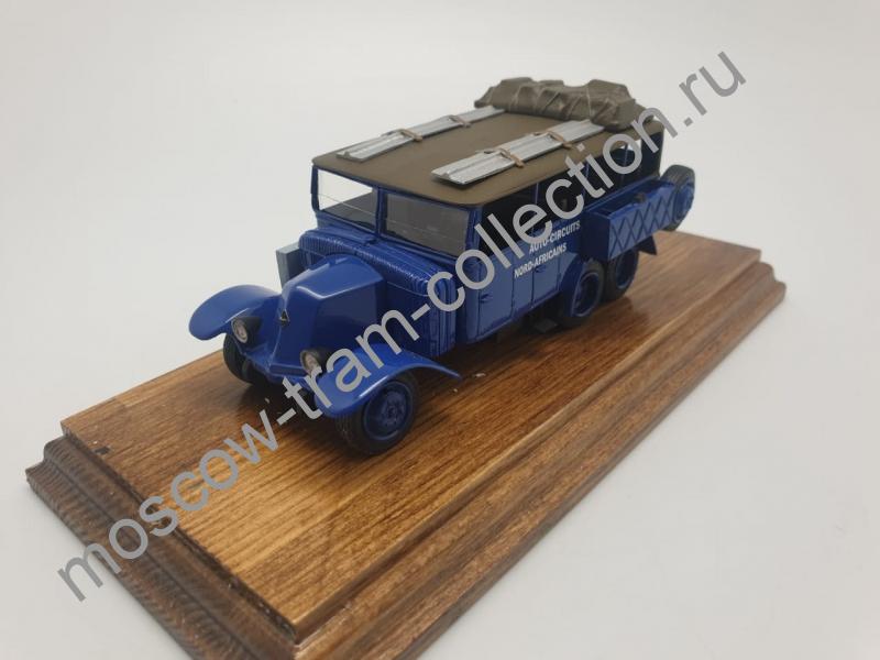Коллекционная масштабная модель 1:43 188)Renault MN-2 1926