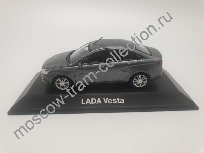 Коллекционная масштабная модель 1:43 LADA Vesta