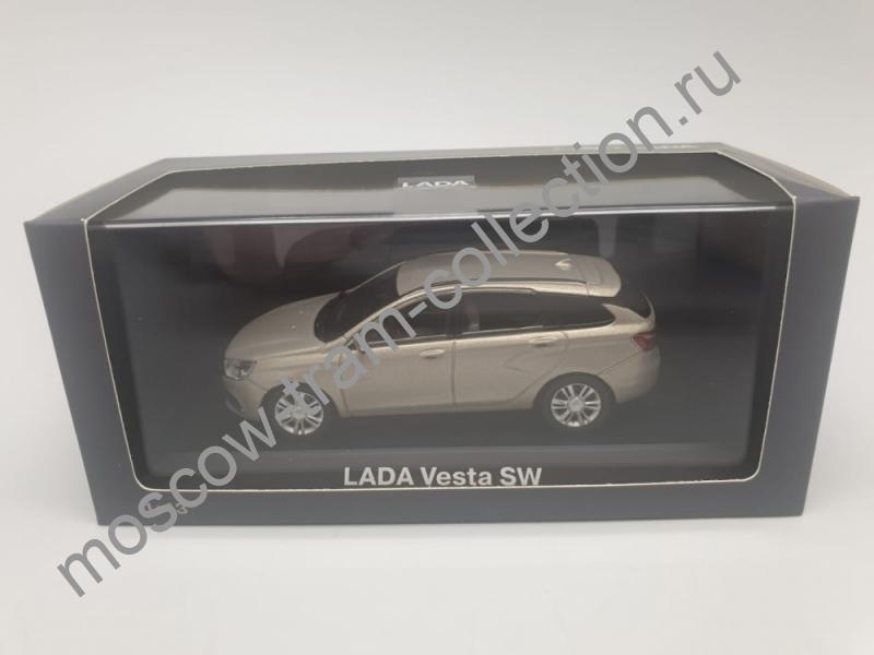 Коллекционная масштабная модель 1:43 LADA Vesta SW