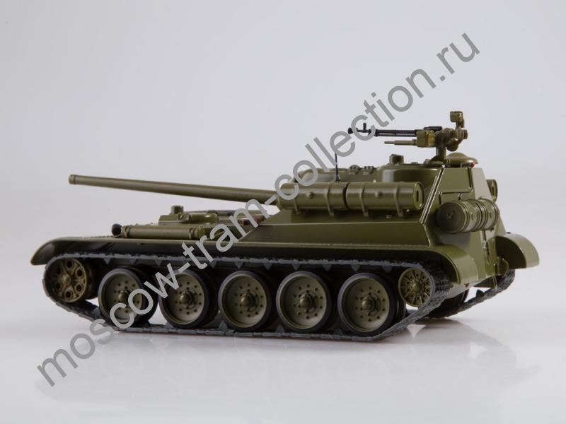 Коллекционная масштабная модель 1:43 Выпуск №44, СУ-101
