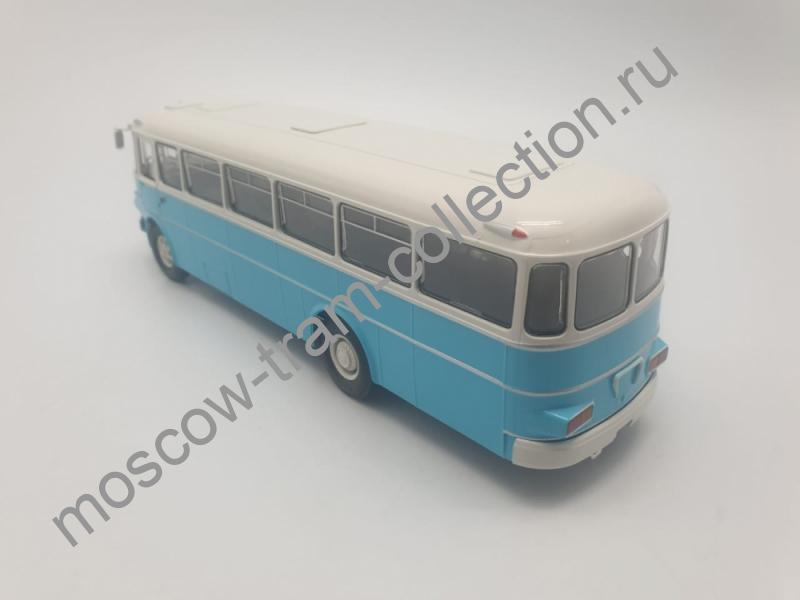 Коллекционная масштабная модель 1:43 Выпуск №013 Икарус 620