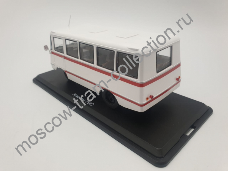 Коллекционная масштабная модель 1:43 Уралец-70С