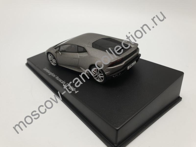 Коллекционная масштабная модель 1:43 Lamborghini Huracan LP 610-4