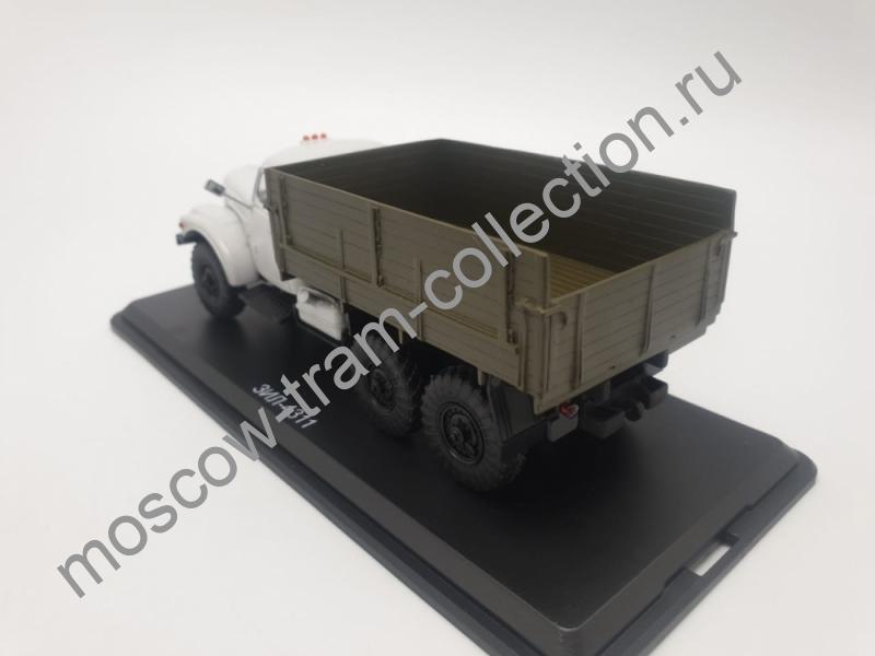Коллекционная масштабная модель 1:43 ЗИЛ-4311