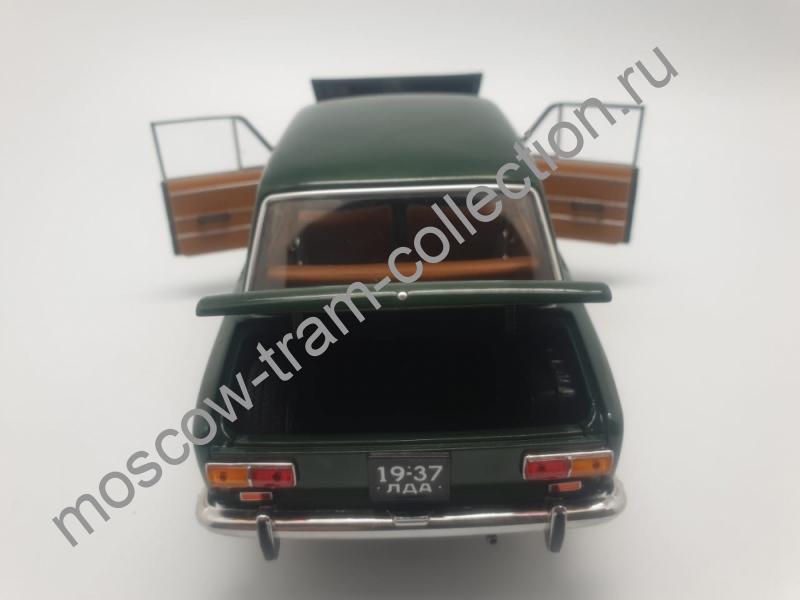 Коллекционная масштабная модель 1:43 2101 1971 (номер 19-37 лда)