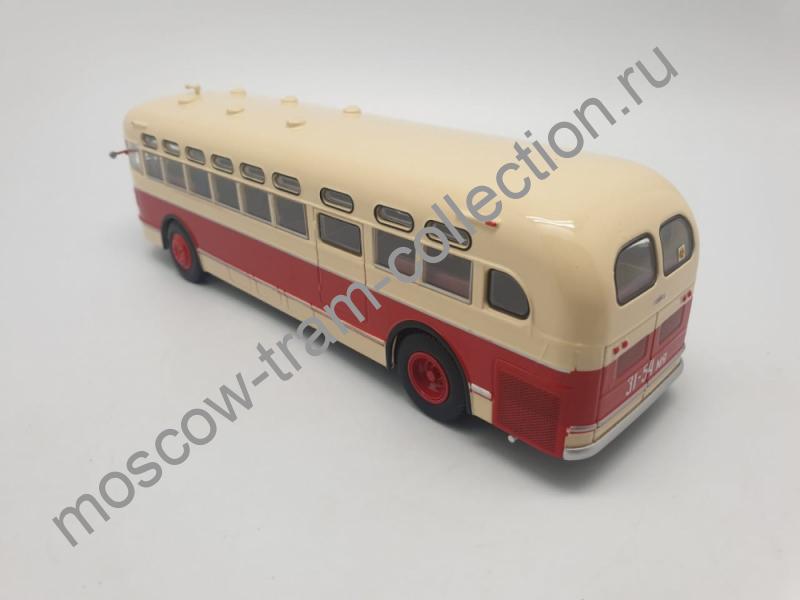 Коллекционная масштабная модель 1:43 ЗиС-154 / ZIS-154 - 1946
