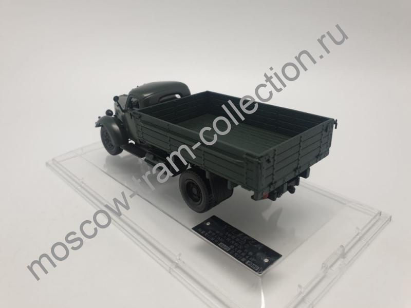 Коллекционная масштабная модель 1:43 Jiefang CA10b