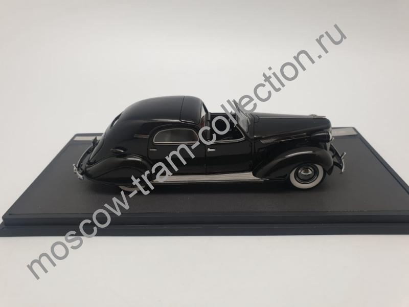 Коллекционная масштабная модель 1:43 Chrysler Imperial C15 Town Car 1937 by LeBaron for Walter P. Chrysler