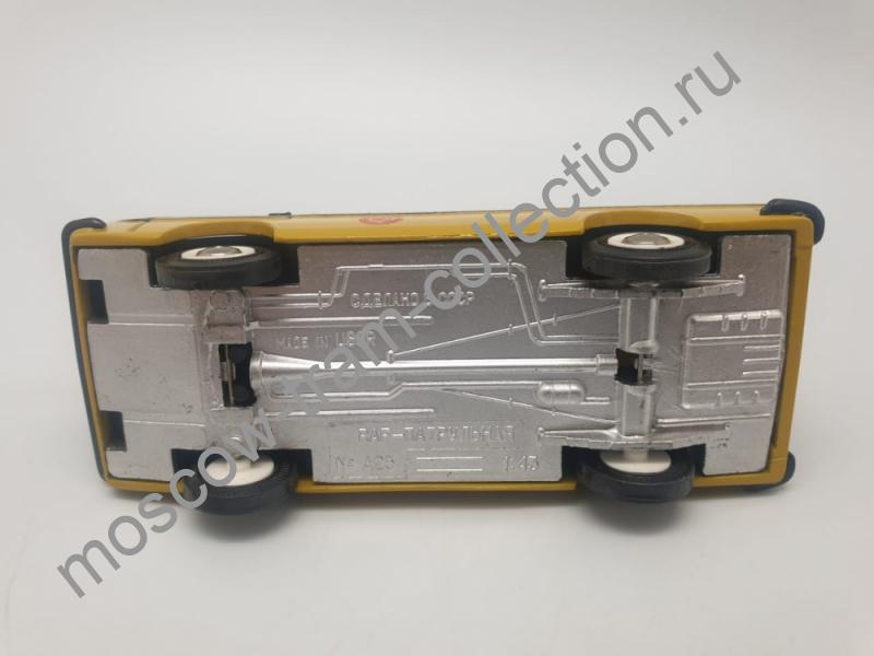 Коллекционная масштабная модель 1:43 РАФ-2203 ГАИ А25