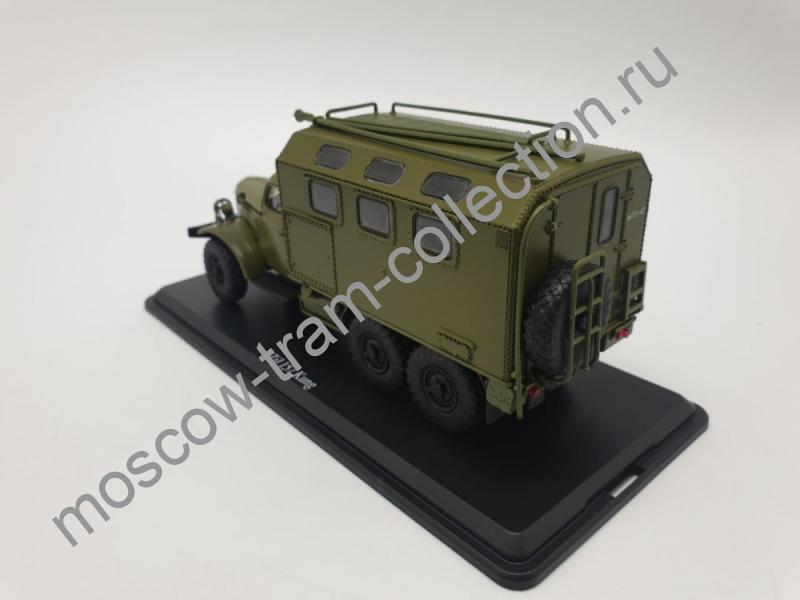 Коллекционные масштабные модели ЗиЛ - 157 кунг