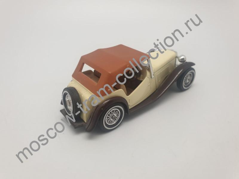 Коллекционная масштабная модель 1:43 MG T.C. 1945