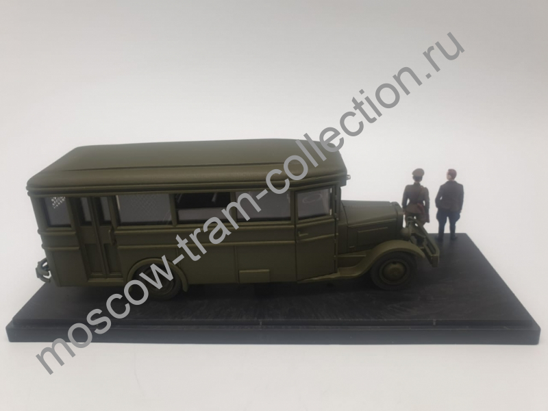 Коллекционные масштабные модели ЗИС-8  Жеглов и Шарапов