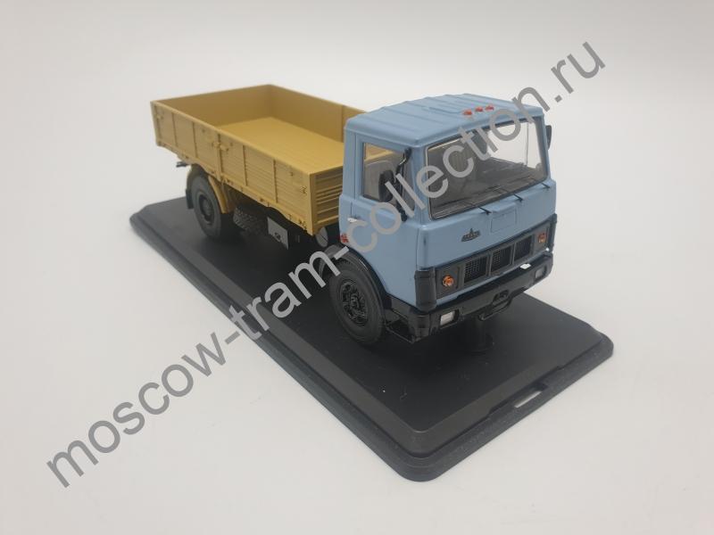 Коллекционная масштабная модель 1:43 МАЗ-5337