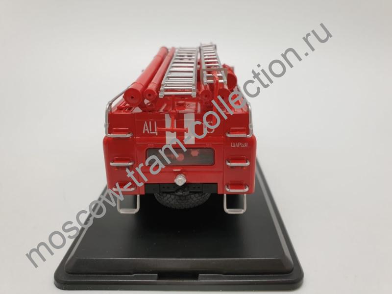 Коллекционная масштабная модель 1:43 АЦ-40 (Шарья)