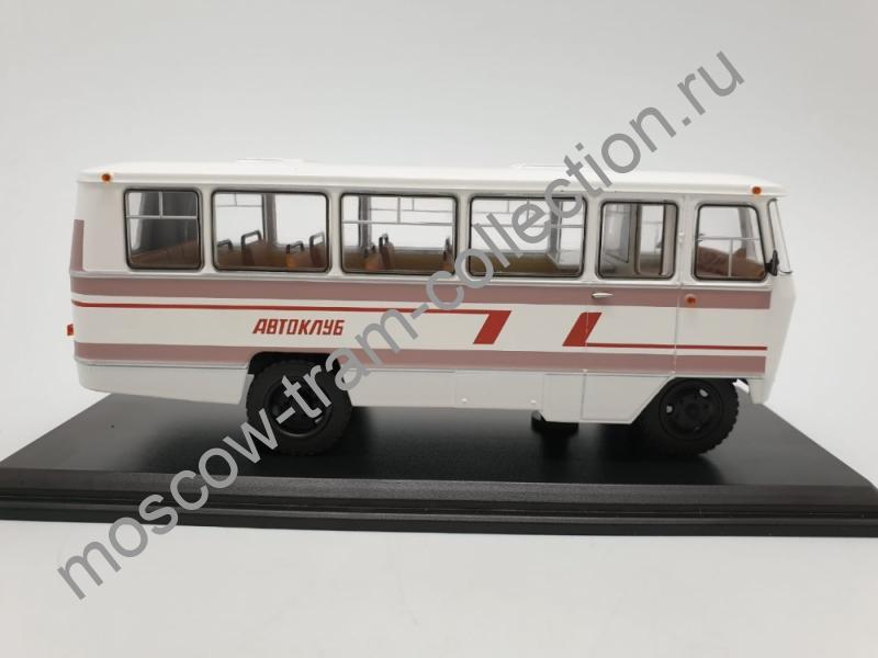 Коллекционная масштабная модель 1:43 Кубань-Г1А1-02 Автоклуб