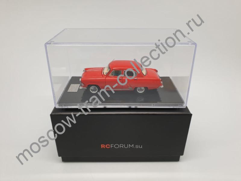 Коллекционная масштабная модель 1:43 Предзаказ ГАЗ М-21 Волга милиция
