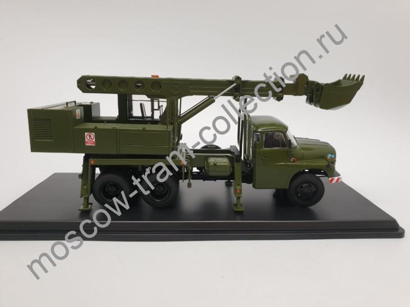 Коллекционная масштабная модель 1:43 UDS-110 (T-148)
