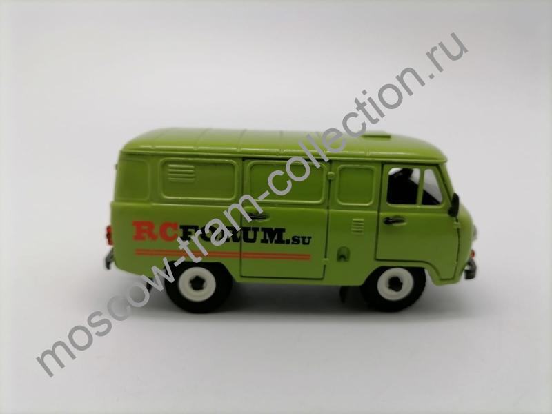 Коллекционная масштабная модель 1:43 УАЗ-3741 , №-06