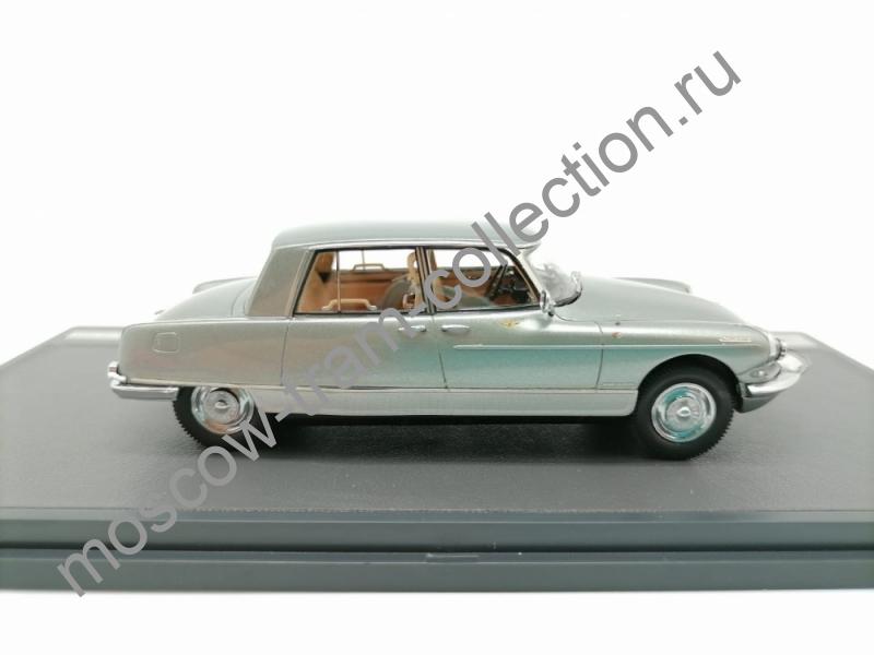 Коллекционная масштабная модель 1:43 Henri Chapron DS Majesty 1966g