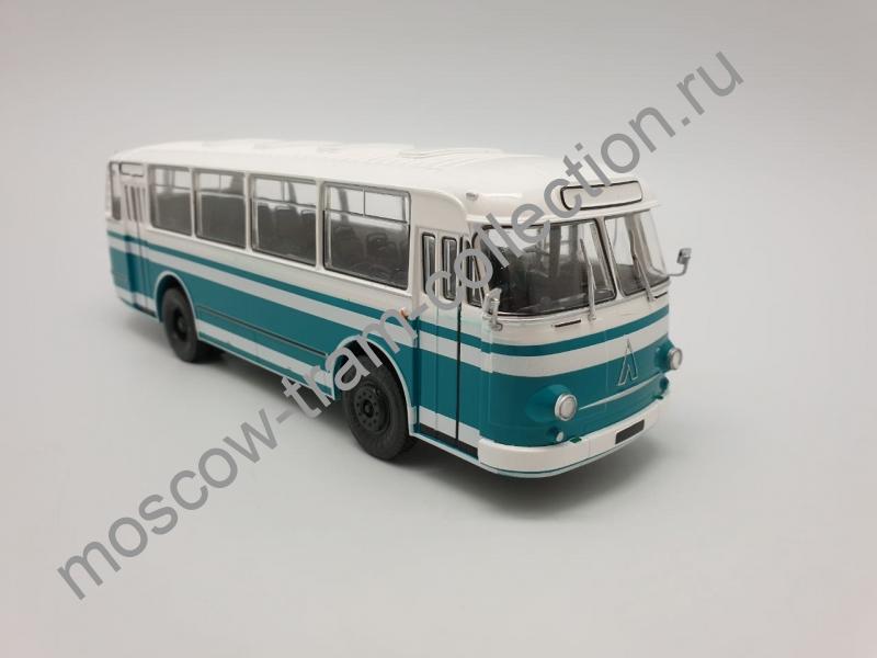 Коллекционная масштабная модель 1:43 ЛАЗ-695М