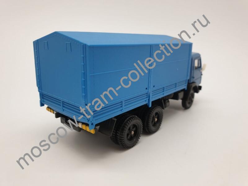 Коллекционная масштабная модель 1:43 КАМАЗ-5320