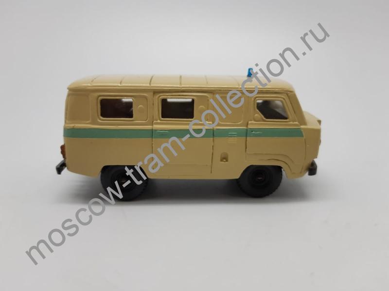 Коллекционные масштабные модели УАЗ-452 Броневик(Раритет)