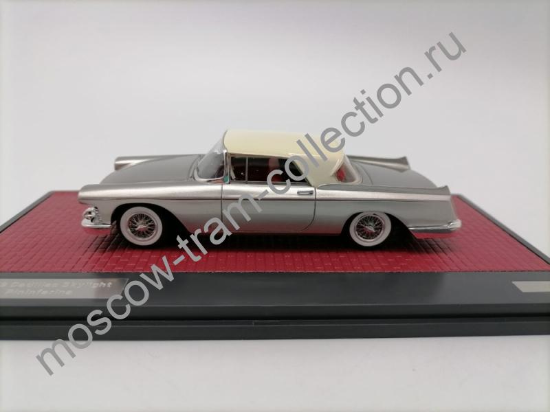 Коллекционная масштабная модель 1:43 Cadillac Skylight Pininfarina 1959g