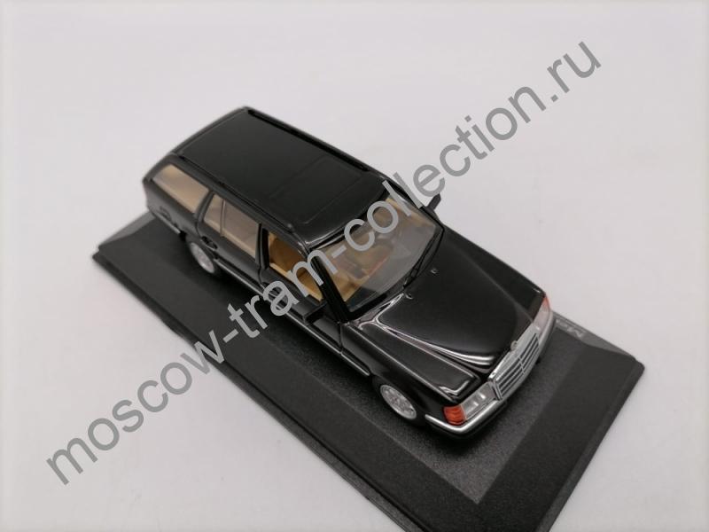Коллекционная масштабная модель 1:43 Mercedes-Benz 320 TE 1990