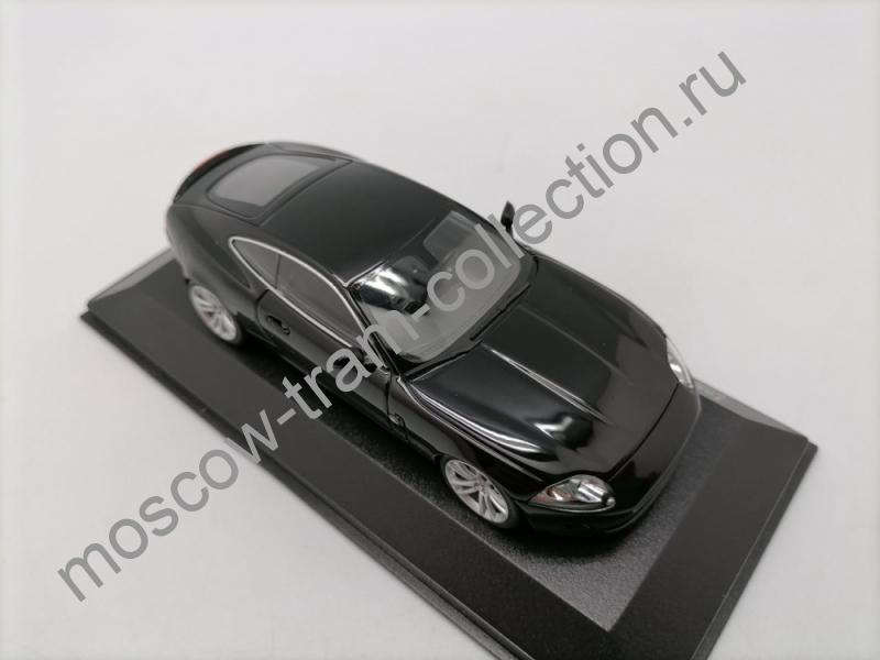 Масштабная коллекционная модель Jaguar XK Coupe