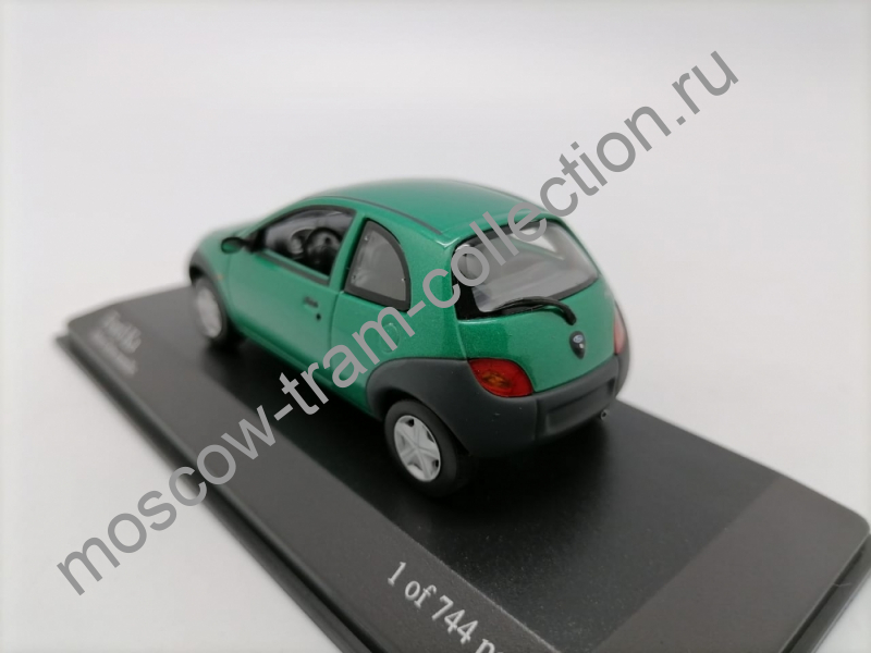 Коллекционная масштабная модель 1:43 Ford KA