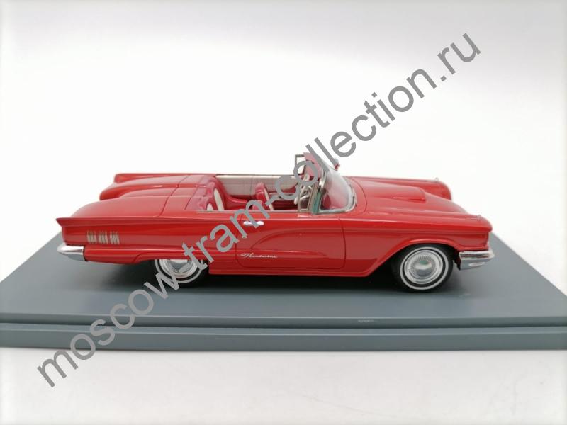 Коллекционная масштабная модель 1:43 Ford Thunderbird Convertible арт NEO 44695