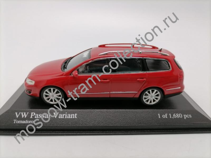 Масштабная коллекционная модель Volkswagen Passat Variant