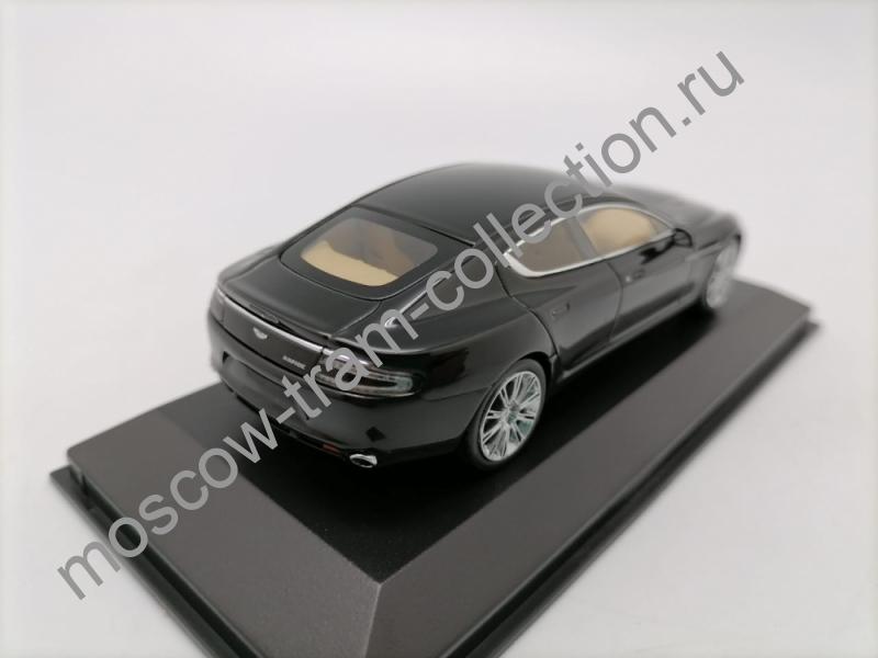 Коллекционная масштабная модель 1:43 Aston Martin Rapide