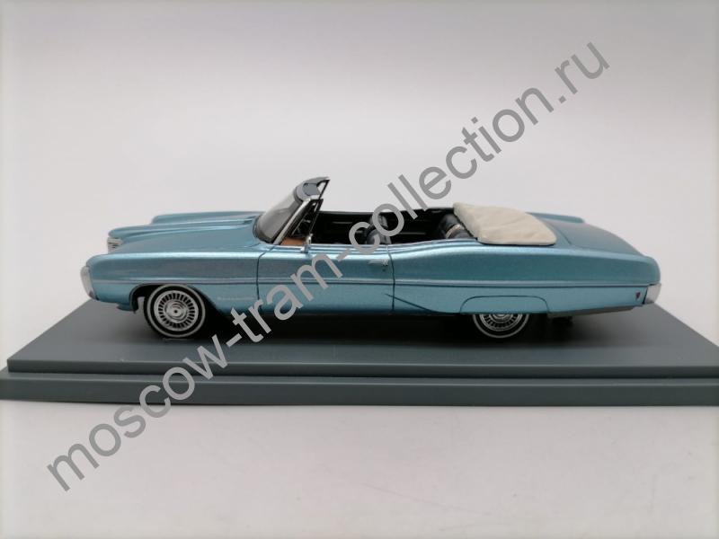 Коллекционные масштабные модели Pontiac Bonneville