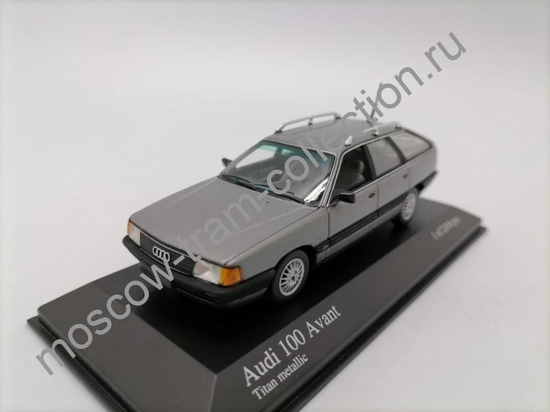 Масштабная коллекционная модель Audi 100 Avant